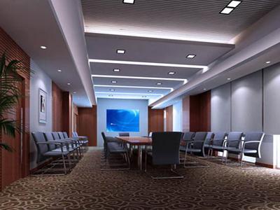 办公室装修户型:办公室风格:现代简约造价:60000元施工工期:50